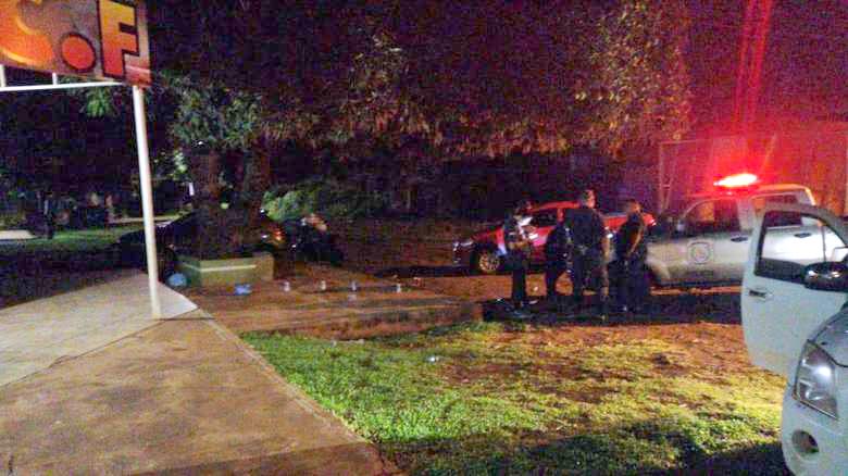 Pistoleiro matou a vítima com cinco tiros de pistola - Crédito: Porã News