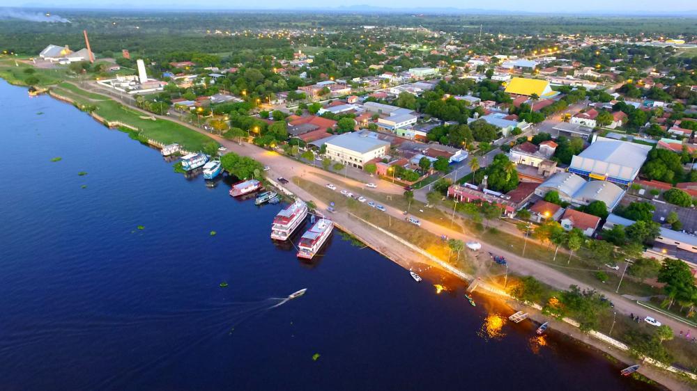 Porto Murtinho está entre cidades consideradas perigosas pelo Departamento do EUA - Foto: Foto: Arquivo