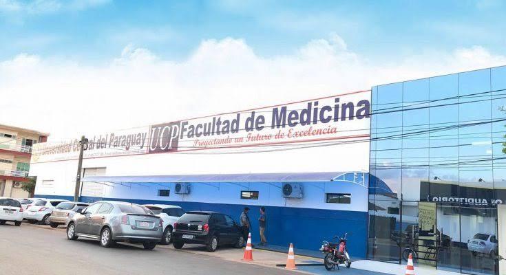 Faculdade Central do Paraguay em Pedro Juan Caballero-PY