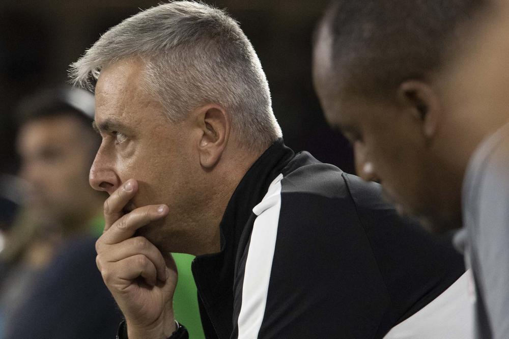 Técnico do Corinthians agora treina equipa para início do Paulistão - Foto: Daniel Augusto Jr./Agência Corinthians
