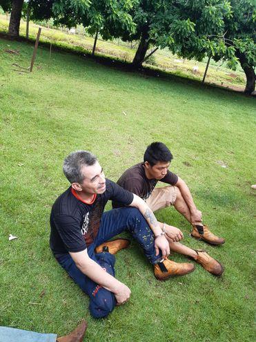 Fugitivos foram encontrados em propriedade rural - Foto: Foto: Divulgação
