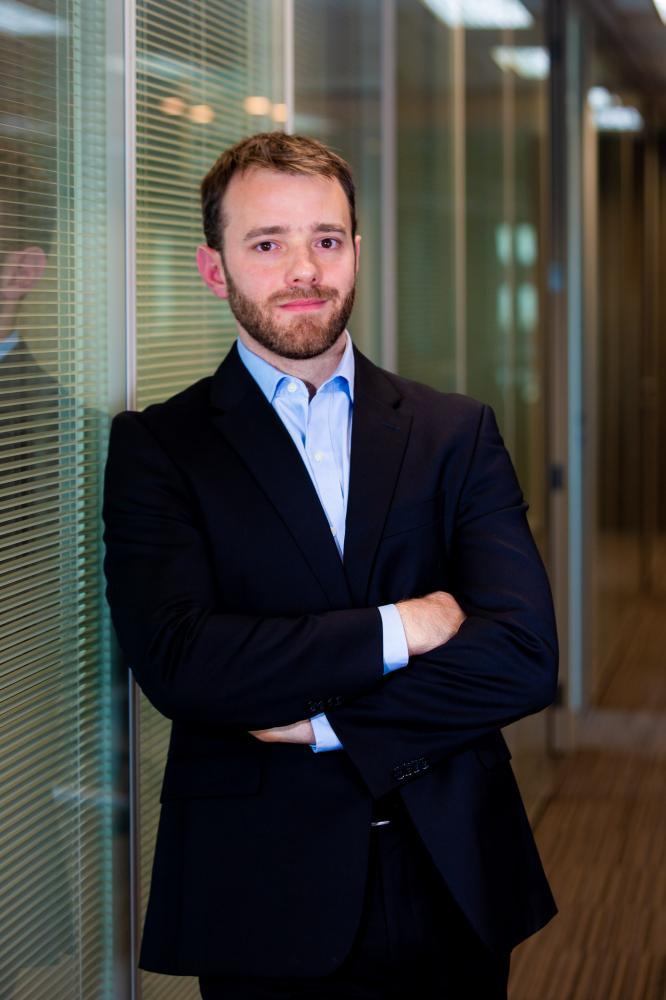 Ricardo Green Sommer, diretor de Gestão de Recursos de Terceiros