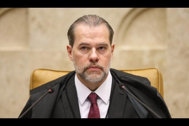 Solução para insegurança na fronteira passa pela punição aos criminosos, diz presidente do STF, Dias Toffoli - Nelson Jr./SCO/STF