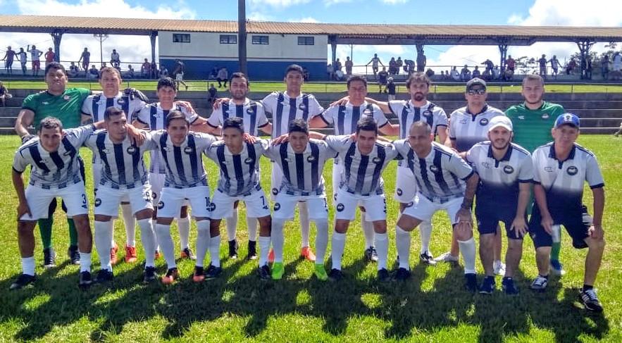 A equipe do Peroli/Solo Forte goleou a equipe do Atlético Junior por 6x0