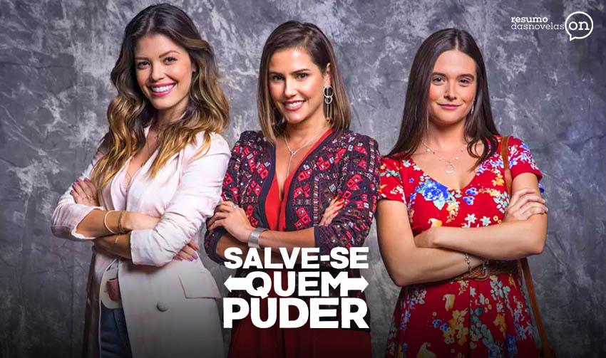 Salve-se Quem Puder, novela das 7 da Globo