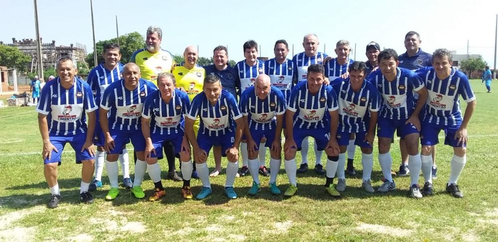 6ª Copa Internacional de Veteranos da Fronteira 50TÃO