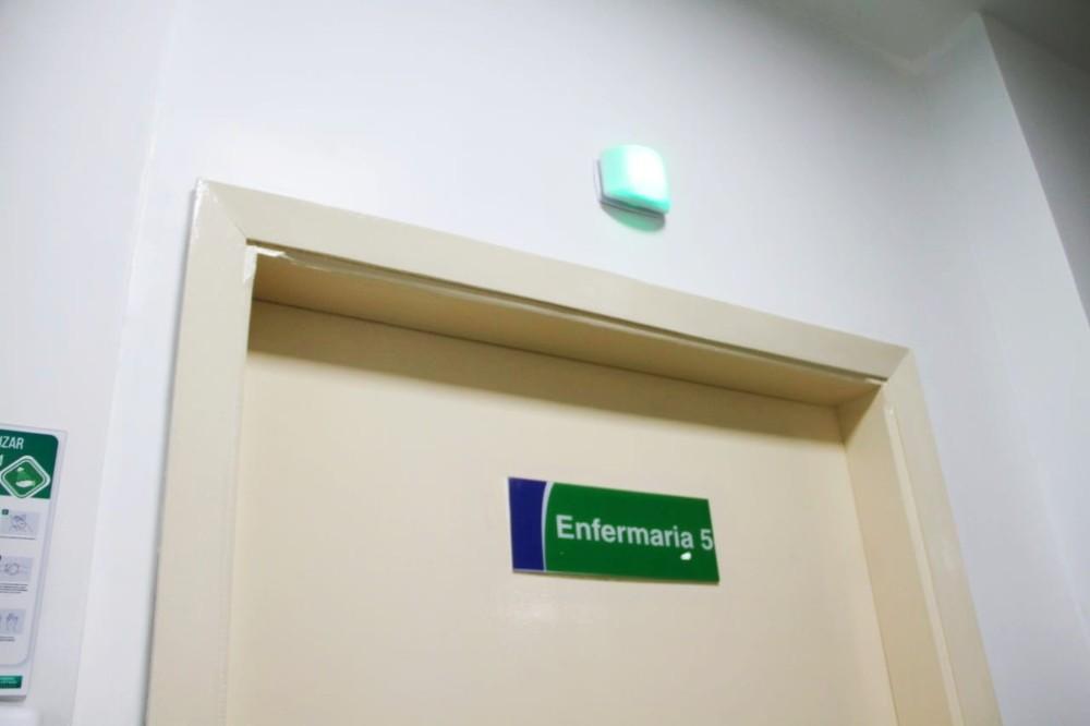 Hospital Regional de Ponta Porã implanta sistema de chamada nas enfermarias