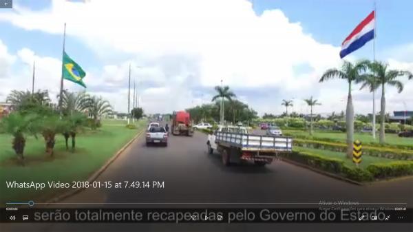 Empresa que executará as obras de recapeamento das vias centrais de Ponta Porã