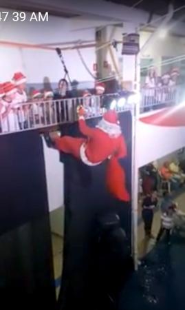 Papai Noel na Escola MAPPE