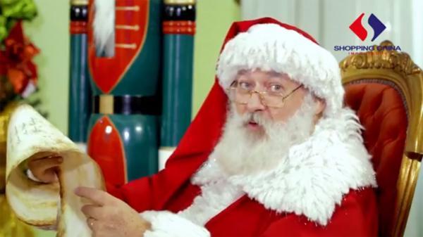 Viva a Magia de Natal no Shopping China