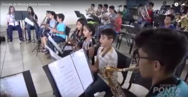Escola de Música Dona Iracema