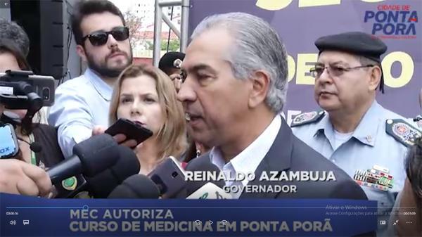MEC autoriza curso de Medicina em Ponta Porã