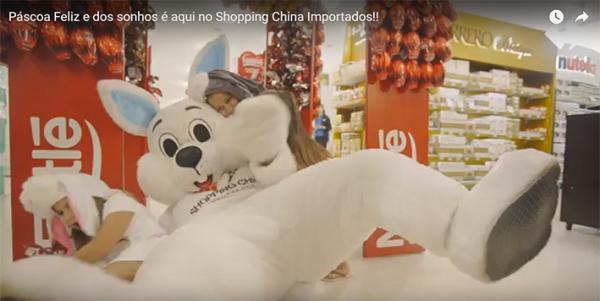 Páscoa Feliz e dos sonhos é aqui no Shopping China Importados!!