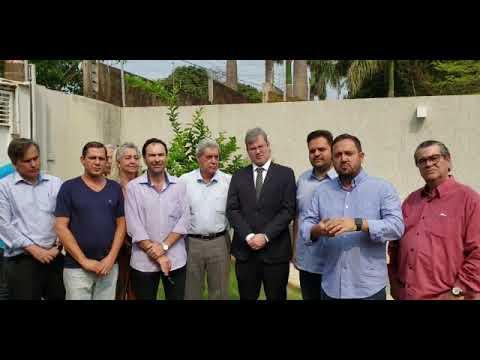 MDB lança pré-candidatura em Ponta Porã, Dr. Luiz Renê do Amaral