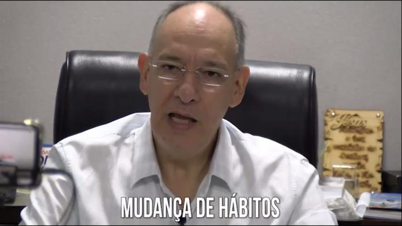 Entrevista com o prefeito Hélio Peluffo