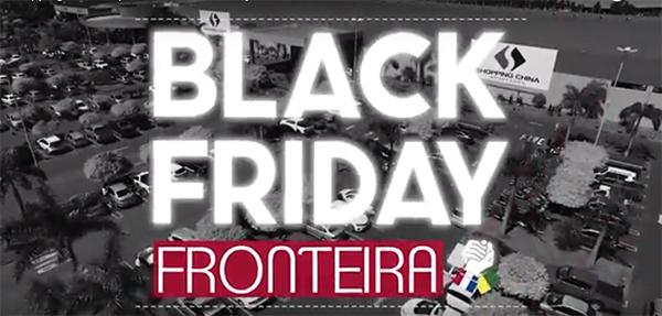 Shopping China Importados - Black Friday